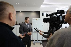 брифинга Администрации Курской области