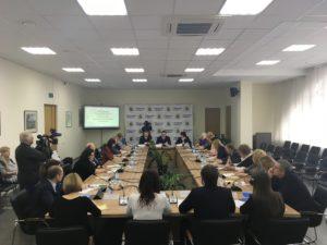 заседании Комиссии по общественному контролю