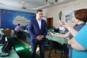 На выборах губернатора Курской области