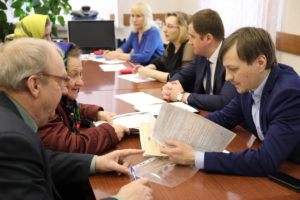 Правомобиль в Черемисиновском районе 27 февраля 2020 года