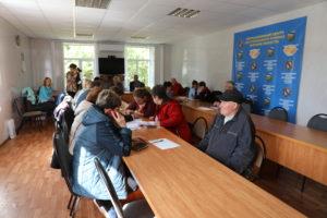 Правомобиль побывал в Касторенском районе