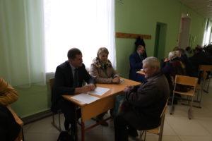 Правомобиль побывал в Советском районе